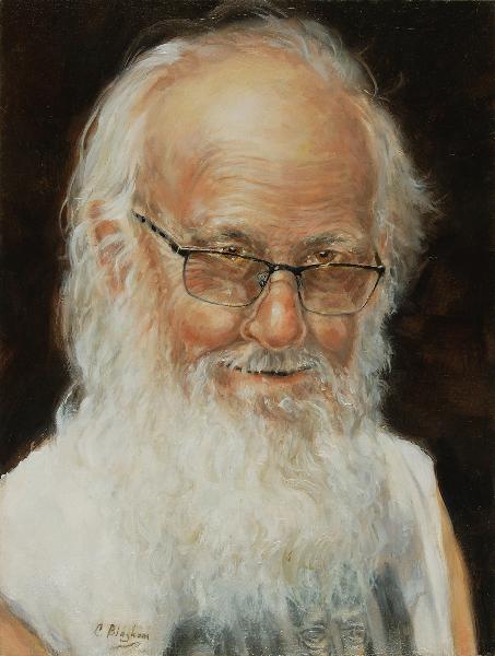 Portrait of Lynden Bute