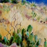 Desert Landscape, New Mexico (A), unframed