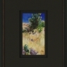 Desert Landscape, New Mexico (B), framed