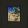 Desert Landscape, New Mexico (C), framed