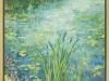 Morning Light, framed