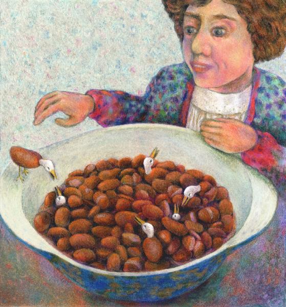"""""""Beaked Beans"""""""