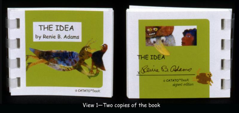 """""""The Idea"""" (View 1)"""