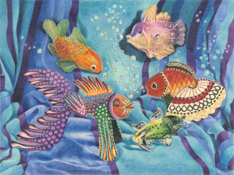 """Fish Gotta Swim"""