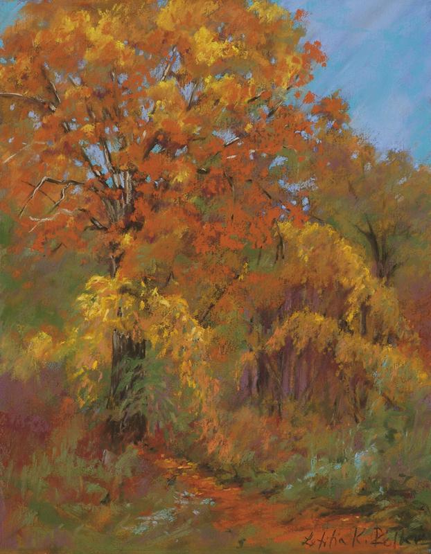 Autumnal Vines