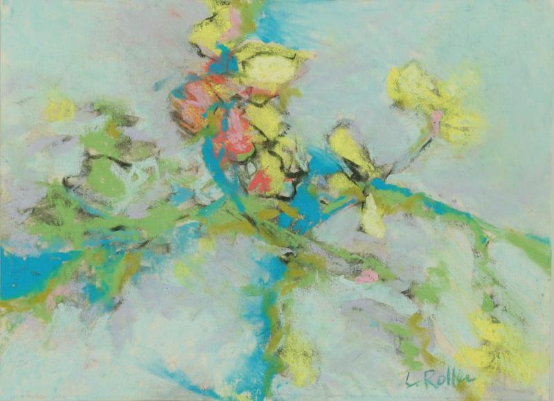 Spring Flowers, unframed
