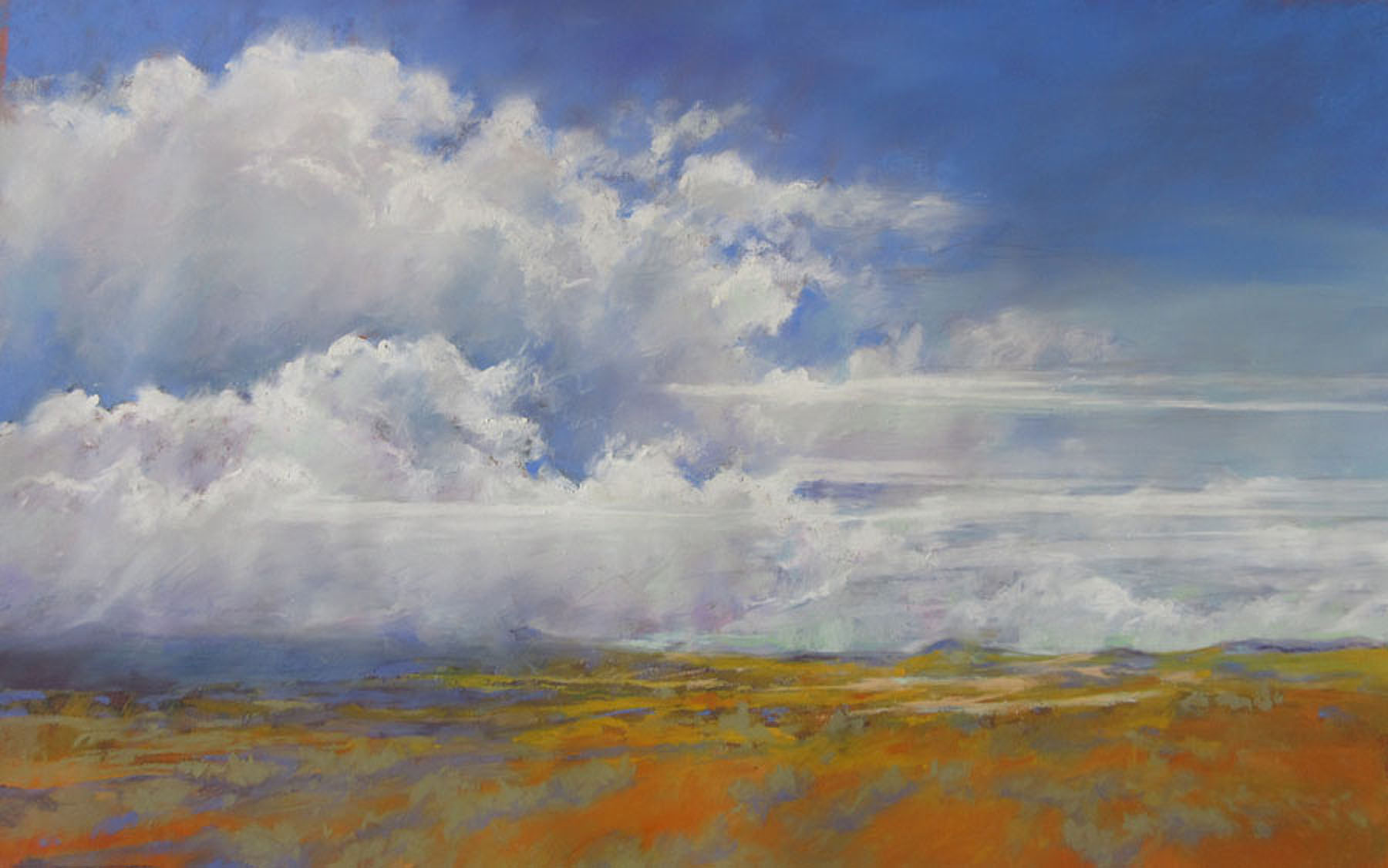 Whispering Clouds 2