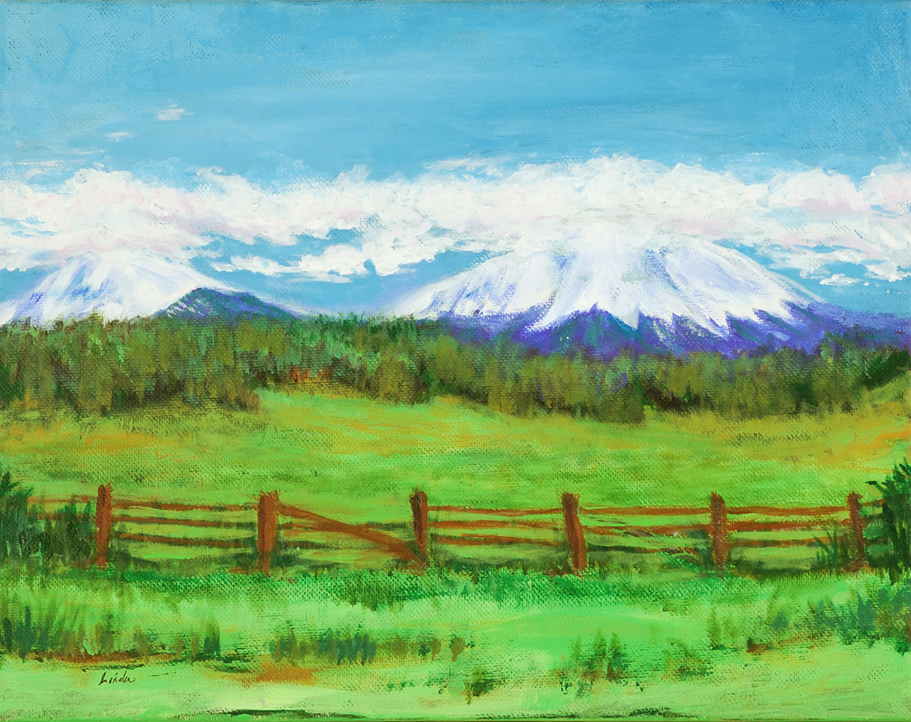 The Spanish Peaks, Southern Colorado