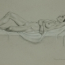 """Female Figure Drawing No. 0209-2013"""