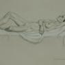 """Female Figure Drawing No. 0209-2013"""