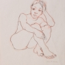 """Female Figure Drawing 11-50"""