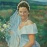 Janie on Her Wedding Day