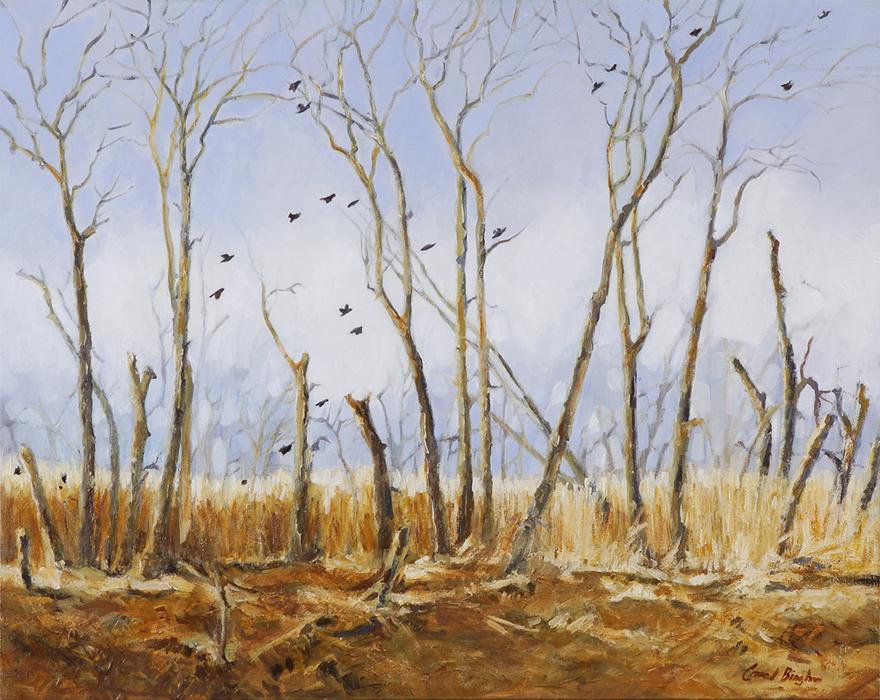 Marsh Birds_unframed_dg