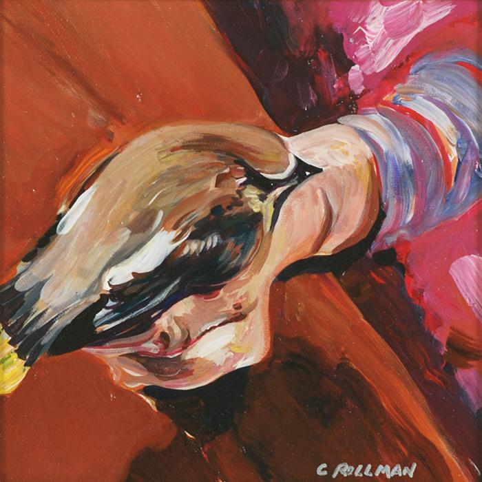 Bird in Hand, unframed