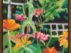 In the Garden, framed_dg