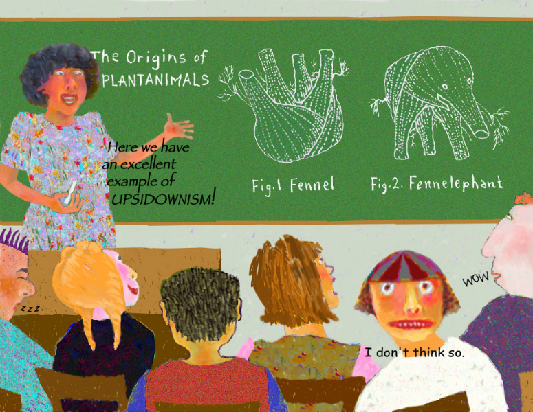 """Origin of the Fennelephant"""