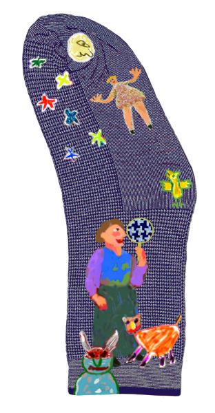 """Sock Gazing"""