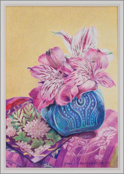 """""""Purple Passion"""" (Alstroemeria)"""