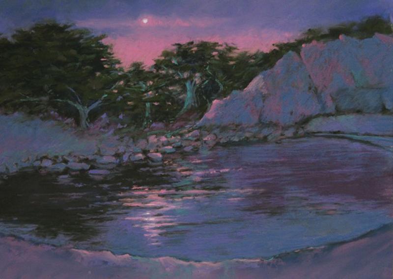 Big Sur Pond