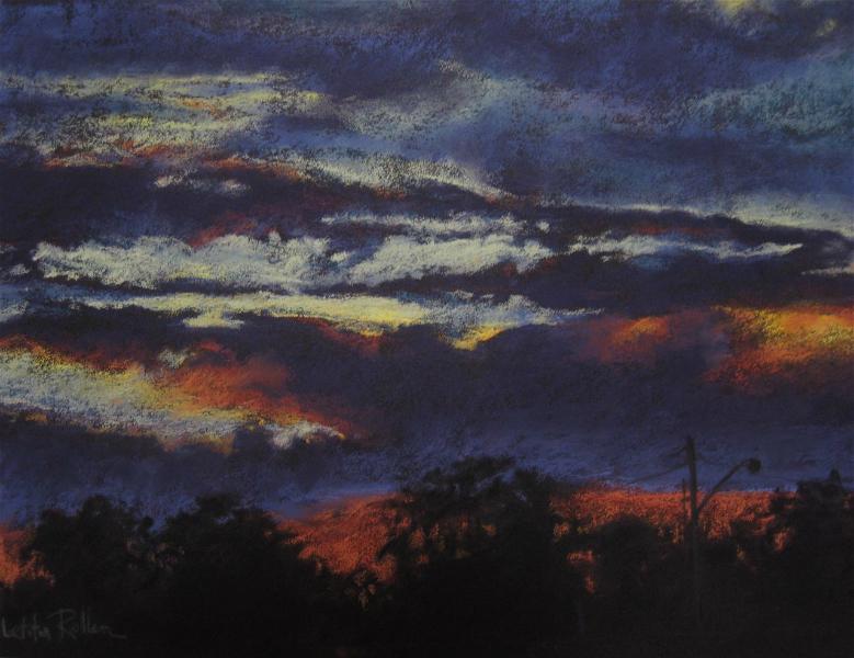 """""""Taos Night Light"""""""