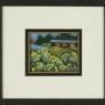 Chamisa Autumn, framed