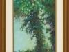 Twilight Tree, framed