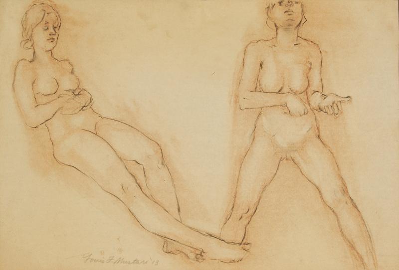 Figure Drawing 2013-0608