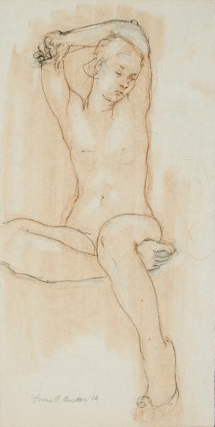 Figure Drawing 2014-0601