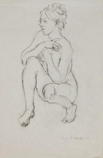 Figure Drawing 2014-0604