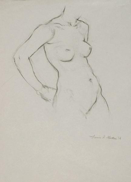 Figure Drawing 2014-0611