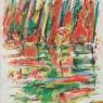 """White Edged Series:  Generalized Landscape No. 21"""
