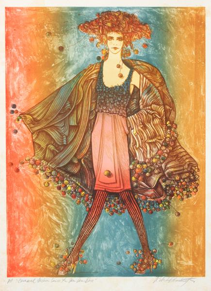 """Carnaval Fashion Series:  The Pom-Pom Dress"""