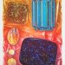 """Ita (Stone) Series: Opal Aquamarine Onyx Jungle"""