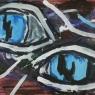 Cross Eyed Mask